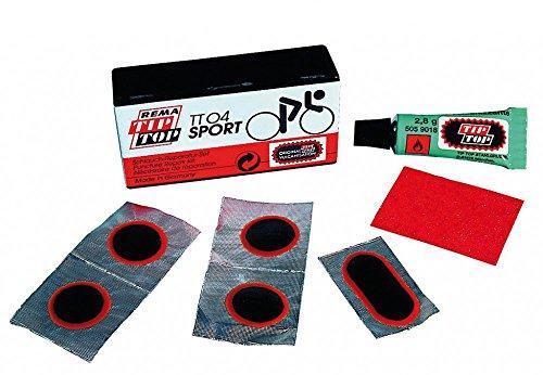 Reparaturkästchen Tip Top TT04 extra dünne Flicken für Rennrad