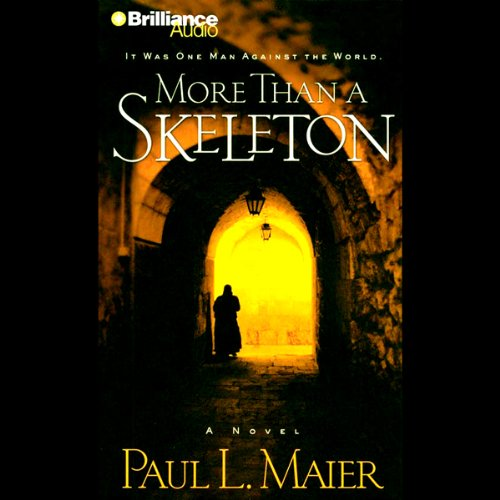 More Than a Skeleton audiobook cover art