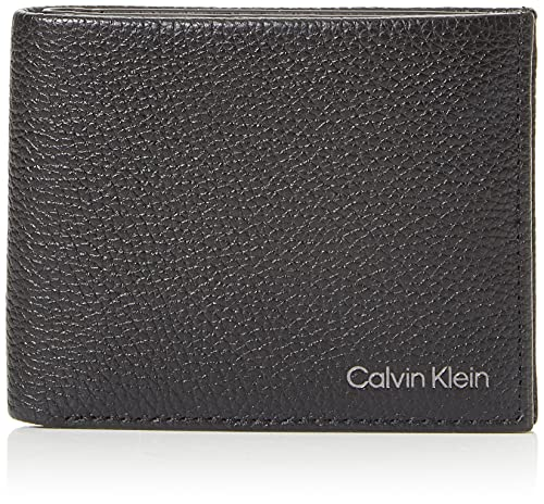 Calvin Klein Sportswear, Accessori Portafogli da Viaggio Uomo, Nero, Taglia Unica