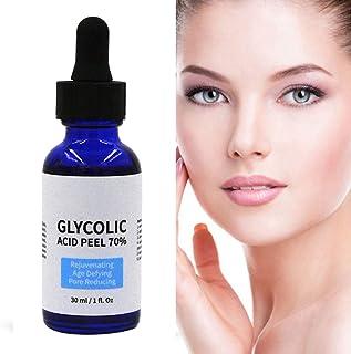 Glycolic Acid Peel 70%, Professional Grade Chemical Face