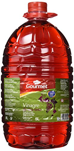 Gourmet - Vinagre de Vino Tinto - 5 l