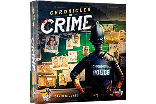 Uplay- Chronicles of Crime, 806149659761