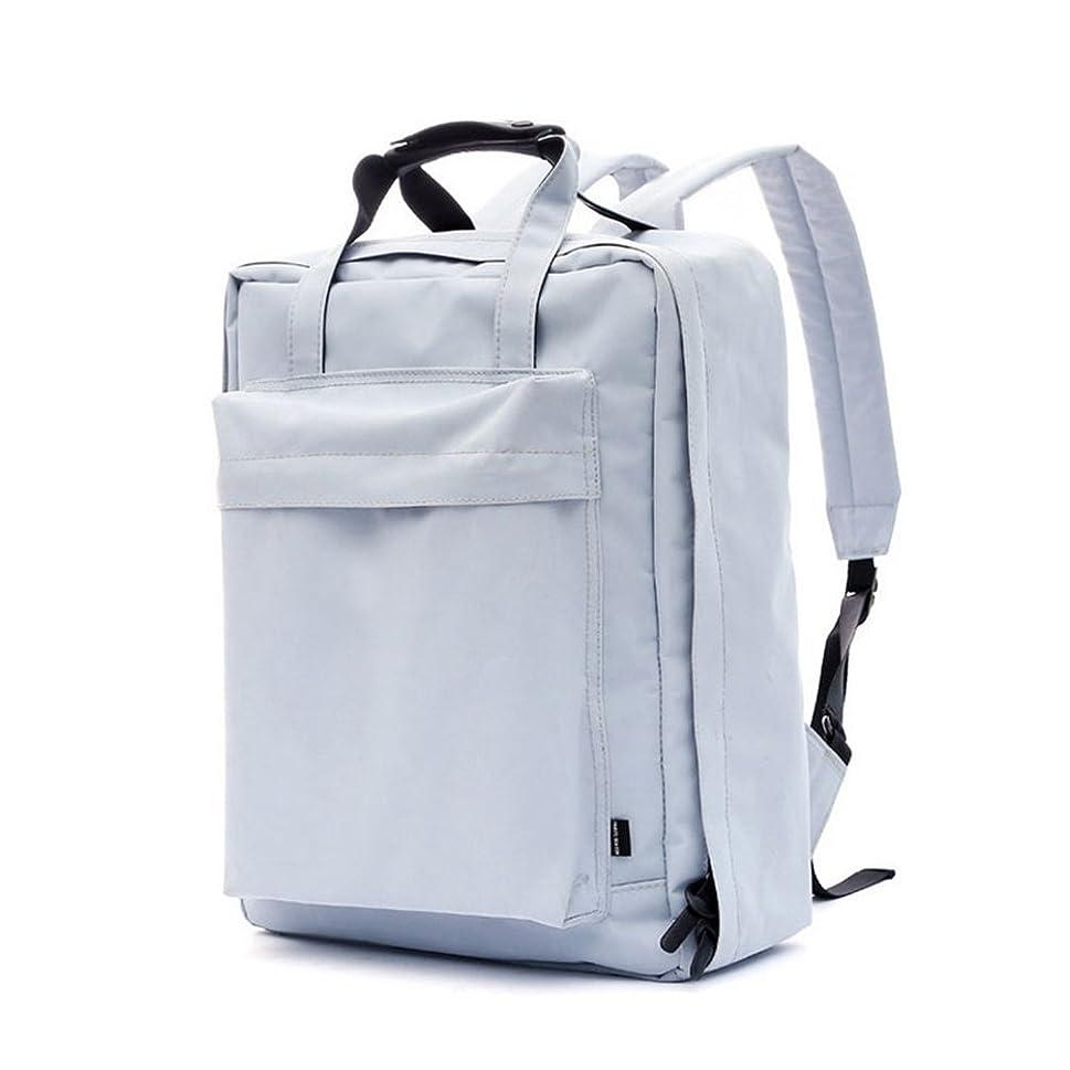 生きている欠伸溶岩旅行リュックサック ラップトップバックパック PCバッグ 大容量 多機能 ビジネス 出張 ユニセックス 男女兼用 軽量