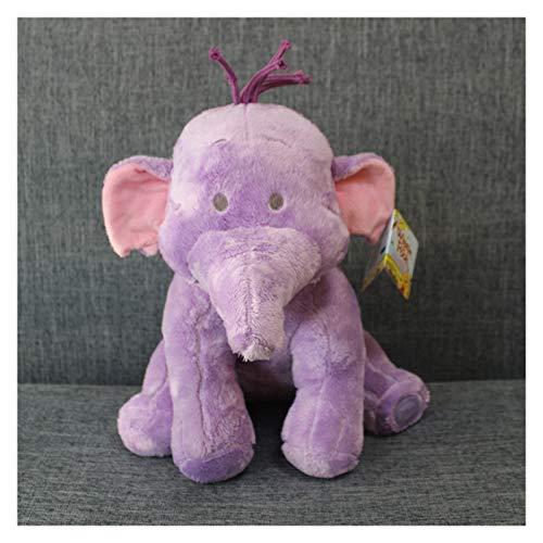 Yinyimei Juguete de Peluche 1 Pieza Oso Tigre Burro Cerdo Deja Peluche Juguetes muñeca para niños Regalos y cumpleaños Casa (Color : Dodo)