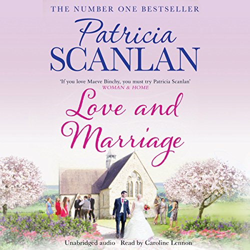 Love and Marriage audiobook cover art
