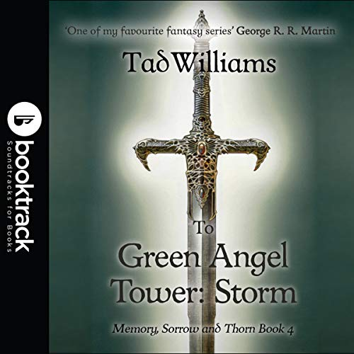 To Green Angel Tower: Storm audiobook cover art