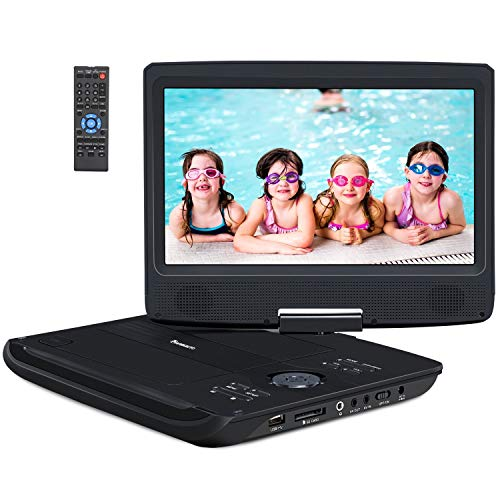 portable dvd player for car