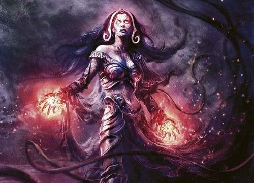 Magic the Gathering - Duels of the Planeswalker Deck - Eyes of the Shadow