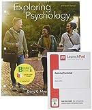 Loose-leaf Version for Exploring Psychology & LaunchPad for Exploring Psychology (Six Months Access)