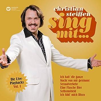 Sing mit... Christian - Vol. 1