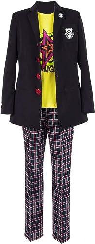 YeWeißSpiel Serie Perso 5 Sakamoto Kostüm Herren Japanese High School Uniform Outfit