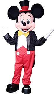 Mickey Mouse Clubhouse Suit Mascot Costume Party Character Birthday Halloween