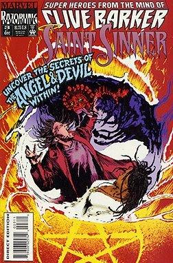 Saint Sinner, Edition# 3