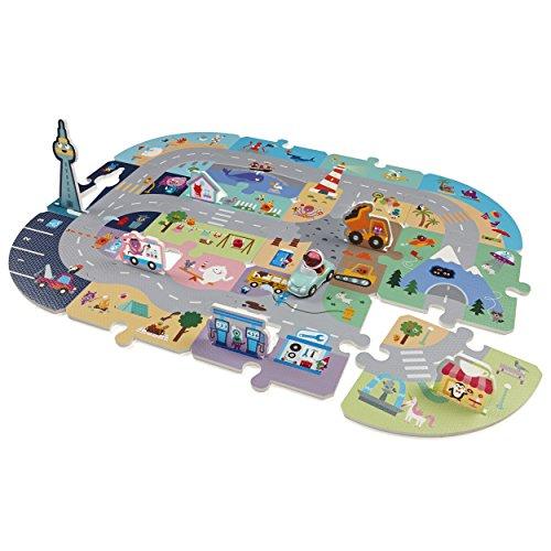 Sago Mini 6041607Robin 's Road Trip Puzzle Matte