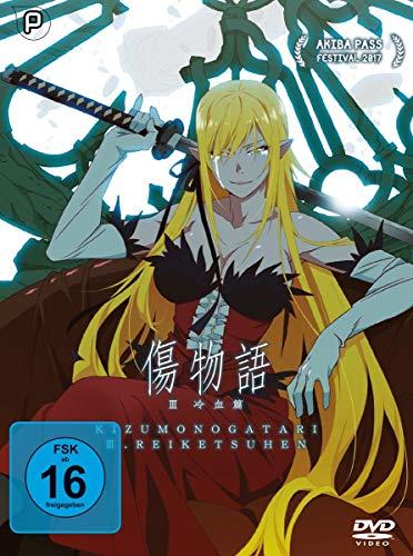 Kizumonogatari III - Kaltes Blut (inkl. Audiokommentar)...