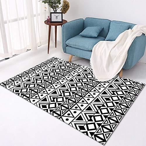 Carpets, Bedroom, Large Size, Living Room Paintings, Modern Living Room Rug, Short Pile Girl, Interior Moques, 40 x 60 cm (1.3 x 2ft)