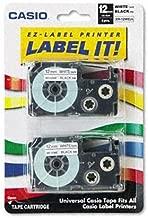Tape Cassettes for EZ-Label Printers, 1/2