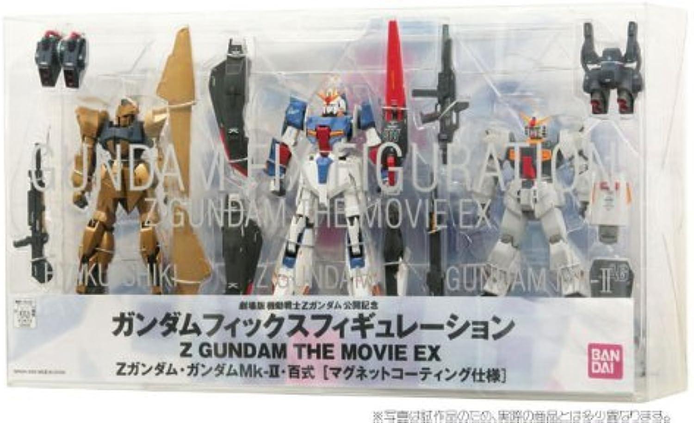 GUNDAM FIX FIGURATION Z GUNDAM THE MOVIE. EX (japan import)