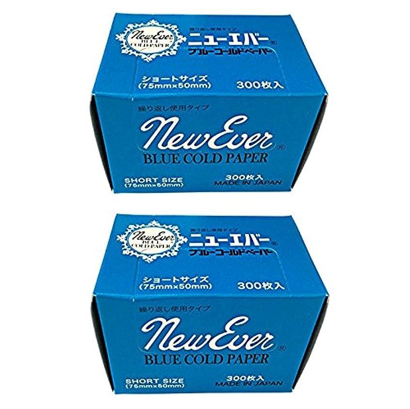 決済はげ分析する【2箱セット】エバーメイト ニューエバー ブルーペーパー S スモールサイズ 300枚入