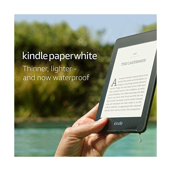 All-new Kindle Paperwhite - Now waterproof and twice the storage 8