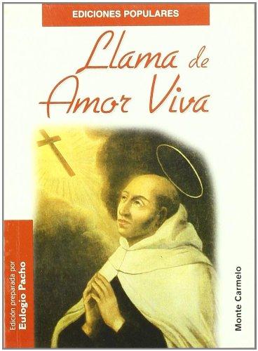 Llama De amor Viva. (Popular) (Ediciones Populares)