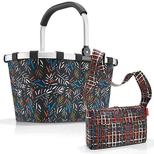 Reisenthel - Bolsa de la compra con cesta de la compra