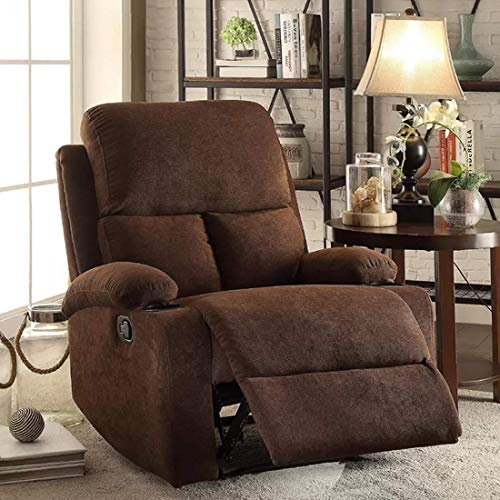 Furny Elisse Single-Seater Manual Recliner