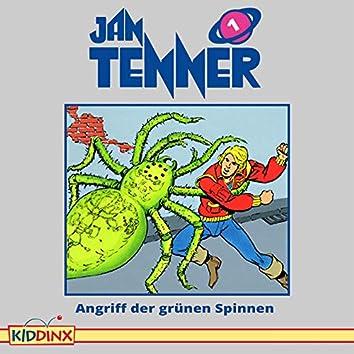 Folge 1: Angriff der grünen Spinnen