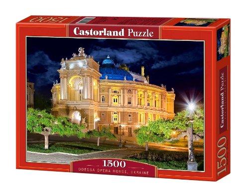 Castorland Puzle 1500 Piezas Teatro de la Ópera de Odessa, Ucrania