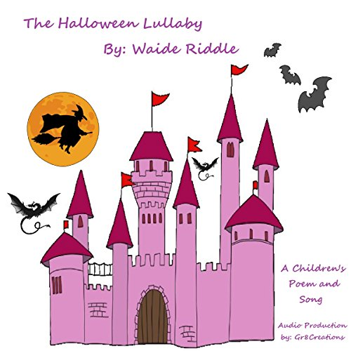 The Halloween Lullaby  By  cover art