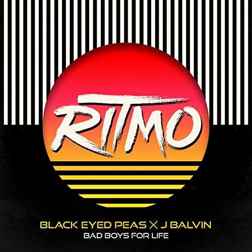 J Balvin & Black Eyed Peas