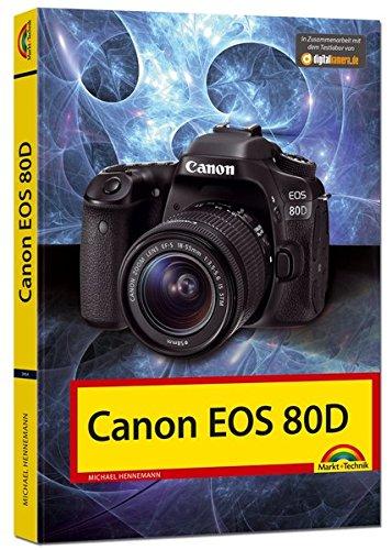 Canon EOS 80D - Das Handbuch