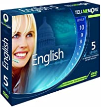Tell Me More English Performance Version 9 (5 Levels) [OLD VERSION]