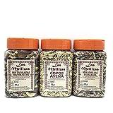 Las Mellizas Pack FITNESS | 3 unidades | Copos de avena -Mix de frutos secos para ensaladas y Mix de semillas para ensaladas