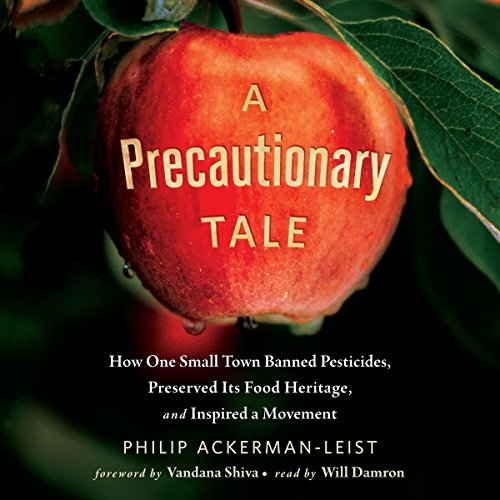 A Precautionary Tale audiobook cover art