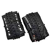 Maxxis Minion DHF M301RU MTB Folding Tire TR Exo 3C MaxxTerra 29x2.5 Tire, Black, 2 Tire, MX2131
