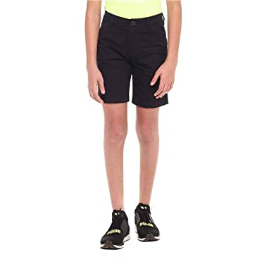 STOP by Shoppers Boys Solid Chino Shorts (206820461-P)