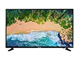 Samsung NU7090 TV UHD 4K Flat Smart Serie 7, 43' , LED, Risoluzione 3840 x 2160,  Nero [Classe di efficienza energetica A]