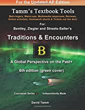 Traditions & Encounters 6th edition+ Activities Bundle: Bell-ringers, warm-ups, multimedia responses & online activities to accompany the Bentley text (Tamm's Textbook Tools)
