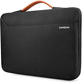 tomtoc Recycled Laptop Sleeve for Microsoft Surface Pro X/7/6/5/4/3, 12.4 New Surface Laptop Go, Huawei MateBook X Pro, 36...