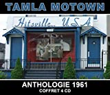 Tamla Motown : Anthologie 1961 (Coffret 4 CD)