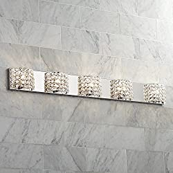 5 light bathroom vanity lighting