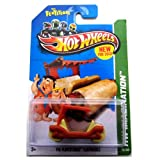 2013 Hot Wheels Hw Imagination - Flintstones Flintmobile