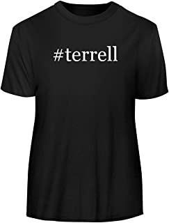 One Legging it Around #Terrell - Hashtag Men's Funny Soft Adult Tee T-Shirt