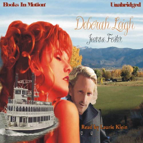 Deborah Leigh audiobook cover art