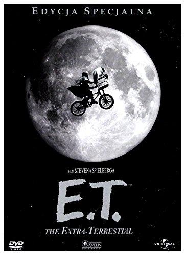 E.T. [DVD] [Region 2] (English audio. English subtitles)