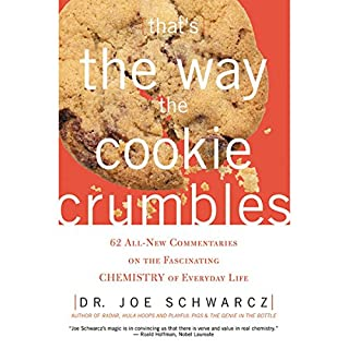 That's the Way the Cookie Crumbles audiobook cover art