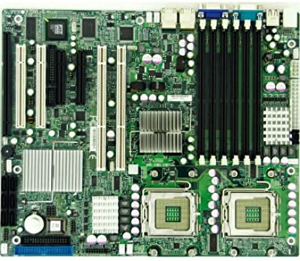 Amazon com: Supermicro X7DVL-E Motherboard - Dual Intel 64