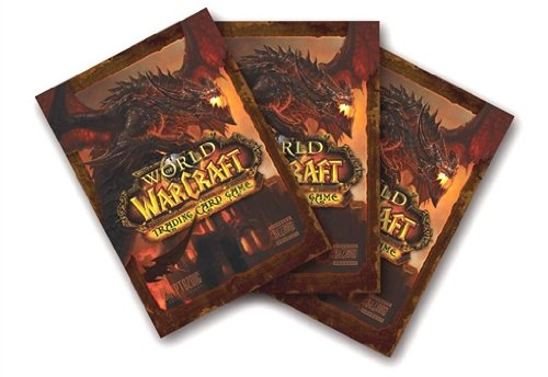 Cryptozoic 01094 - WOW Deathwing Card Sleeves (80)