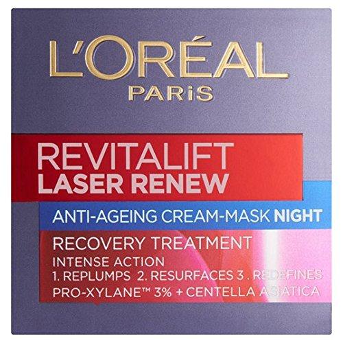 L'Oreal Revitalift Laser Renew Night 50 ml